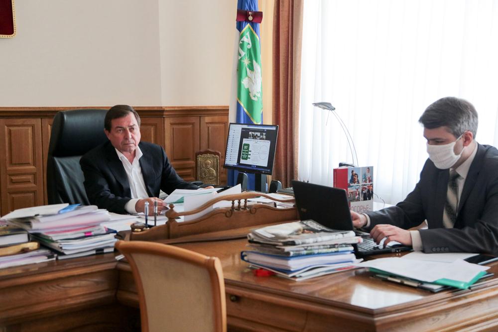 Названы приоритеты развития медицинского колледжа НИУ «БелГУ»