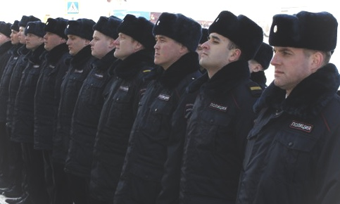 Батальон вневедомственной охраны Сургута отмечает 26 годовщину со дня образования