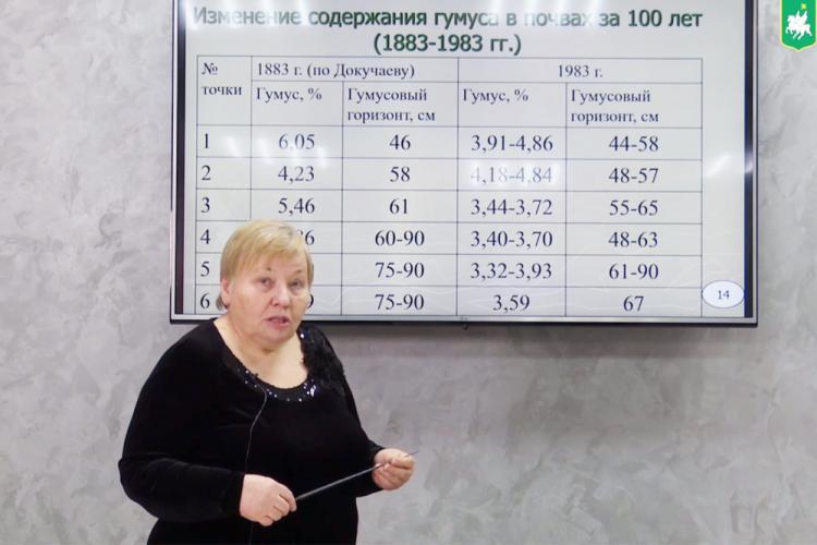 В НИУ «БелГУ» состоялся образовательный стрим по геоэкологии