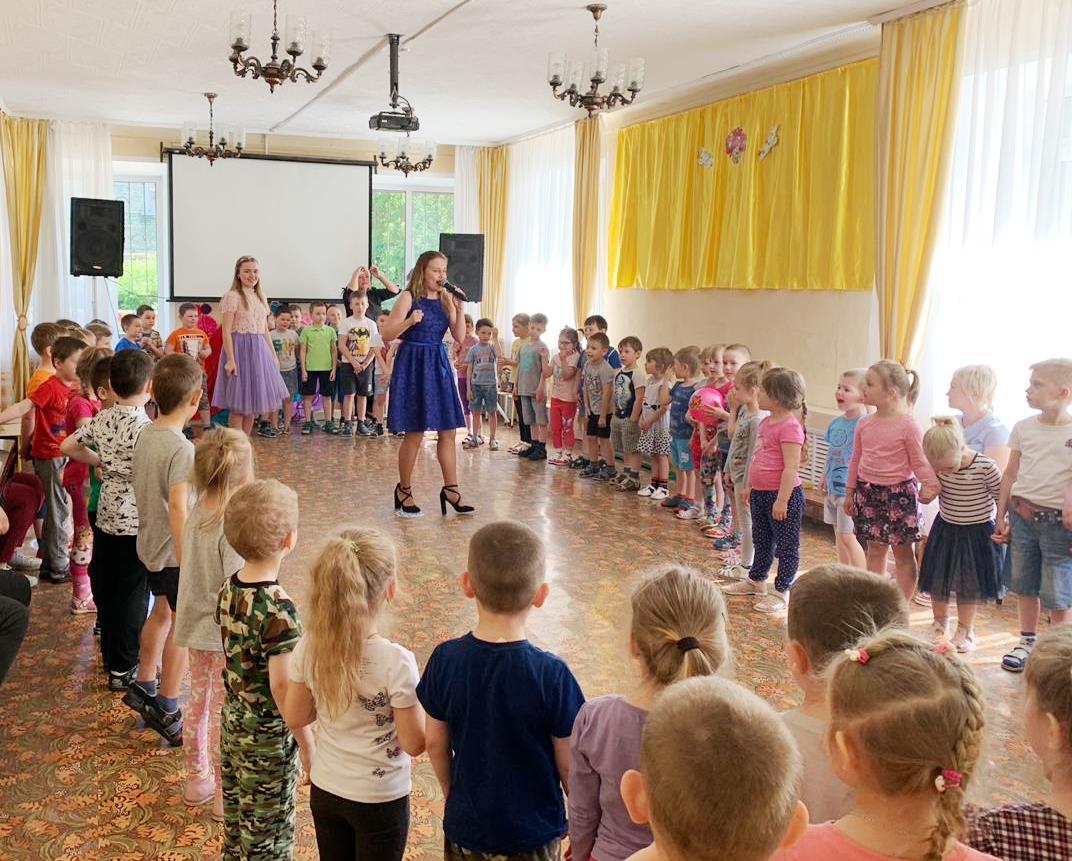 АлтГУ провел цикл «Музыкальных уроков» в детских садах Барнаула