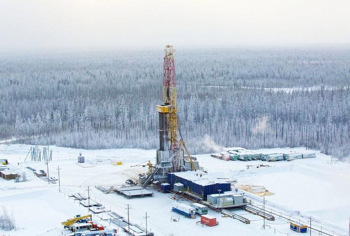 На Среднеботуобинском месторождении в Якутии построят трубопроводы и новые кусты скважин