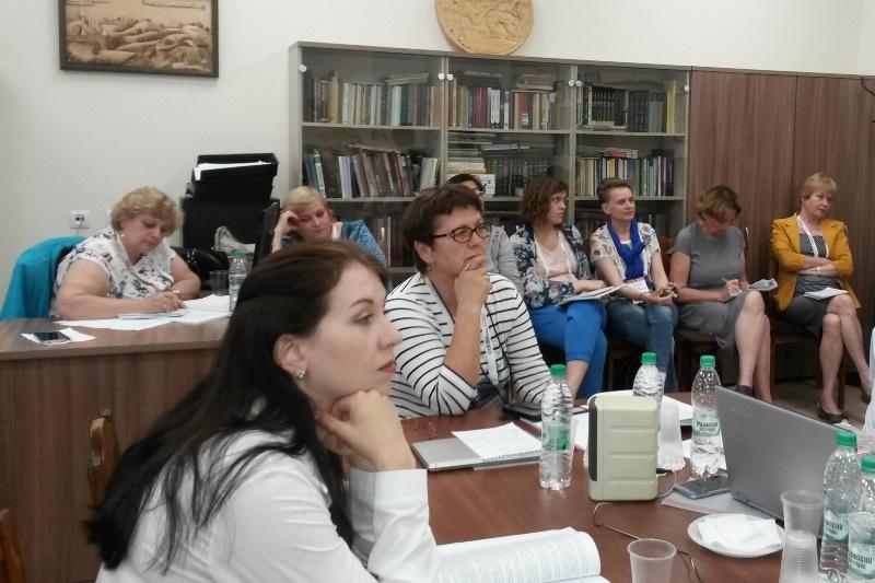 Делегация АлтГПУ вернулась с XIII международного Конгресса антропологов и этнологов России
