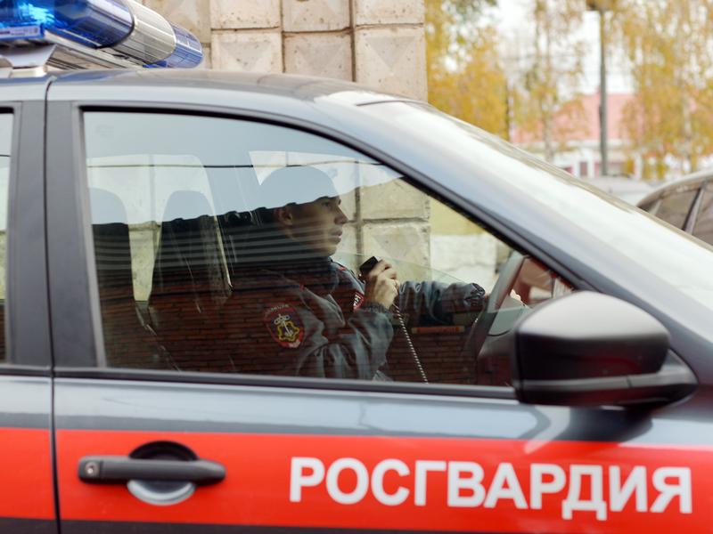 Томские росгвардейцы примут участие в обеспечении общественной безопасности граждан во время новогодних и рождественских праздни
