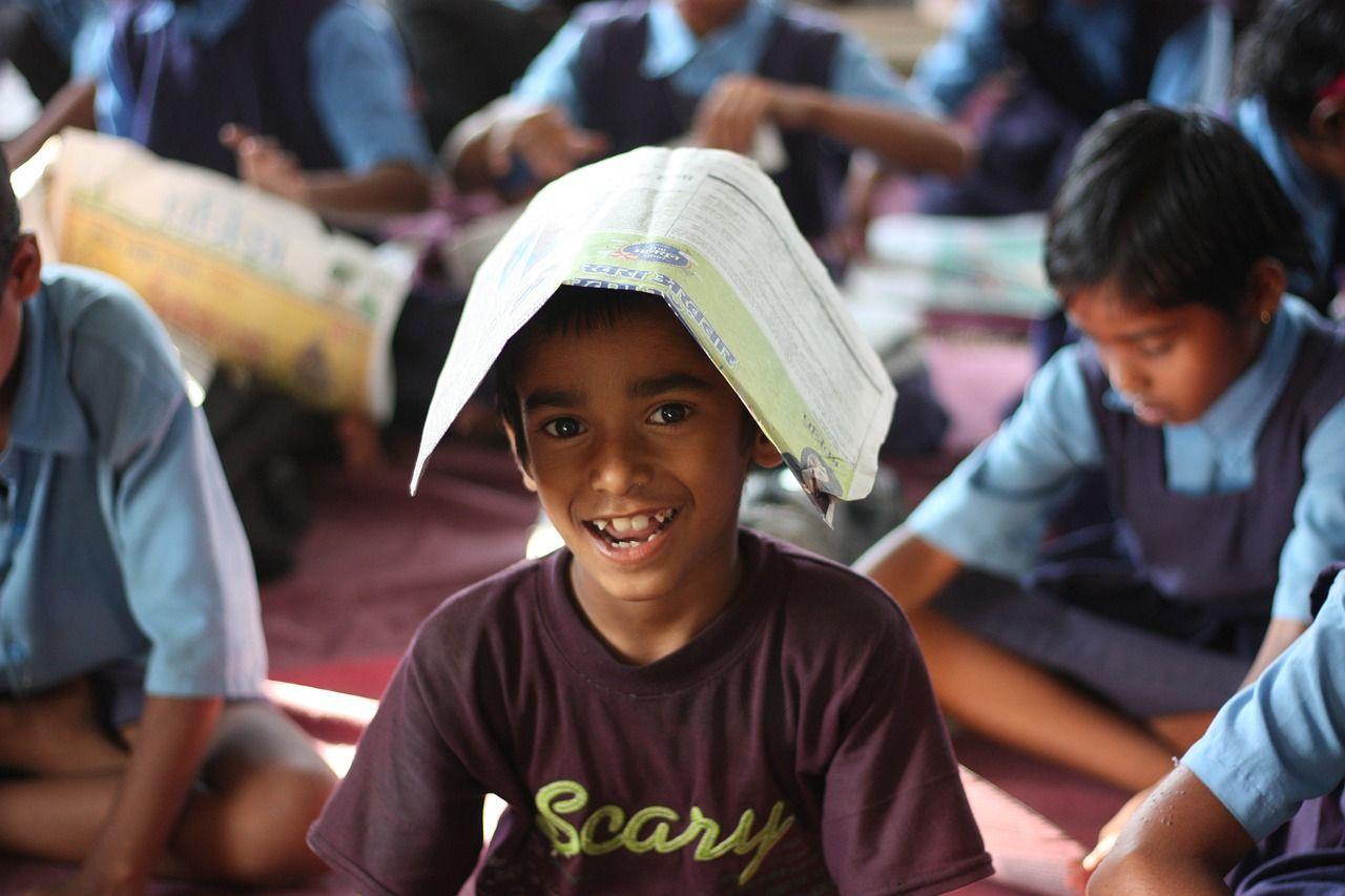 India will improve public schools through blockchain
