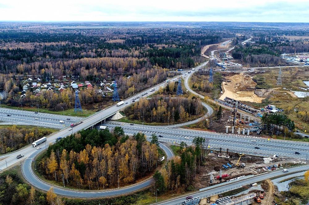 При подготовке территории строительства ЦКАД переустроят магистральные газопроводы