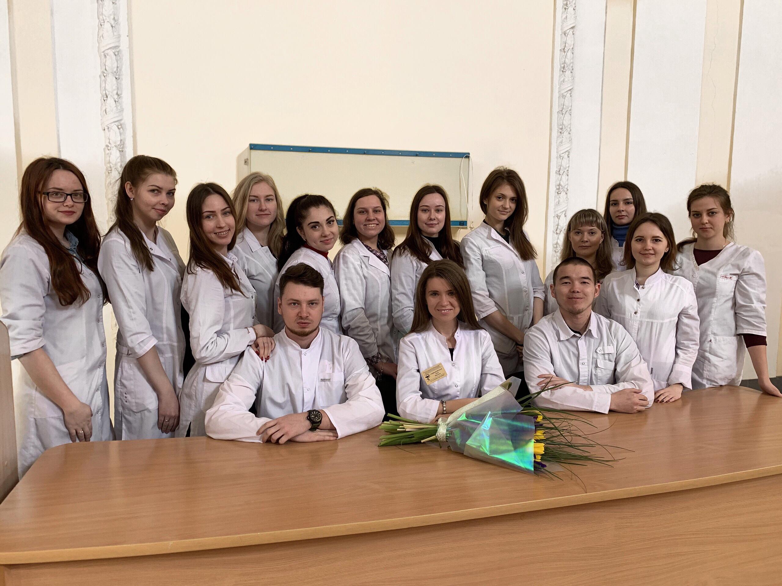 Доцент Саратовского медицинского университета стала победителем конкурса «Золотые имена высшей школы-2019»