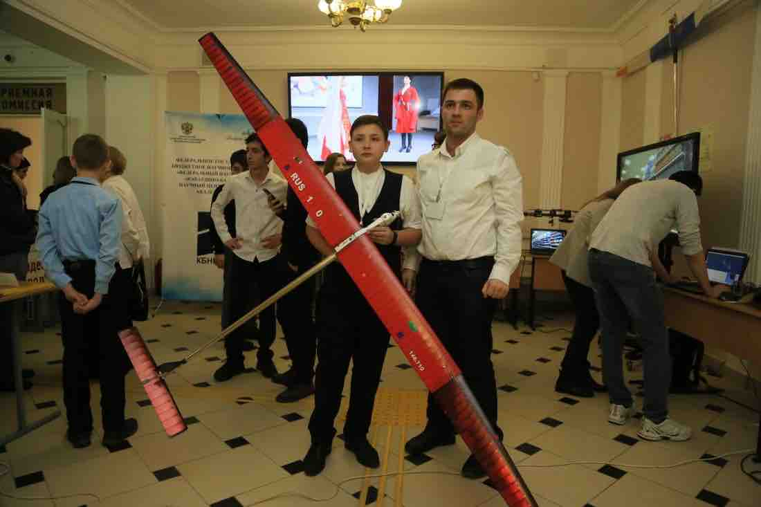 Молодые ученые Кавказа представили свои разработки в КБГУ