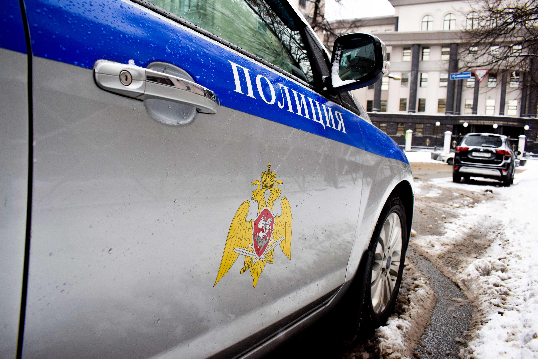 В Казани сотрудники вневедомственной охраны Росгвардии задержали  уличного грабителя