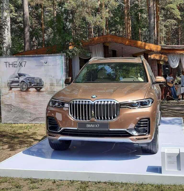 Филиал «Балтийского лизинга» выступил партнером тест-драйва модельного ряда BMW в Кемерове
