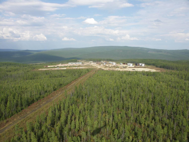 На Терско-Камовском и Куюмбинском месторождениях построят внутрипромысловый трубопровод