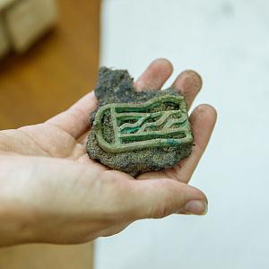 Археологи СФУ обнаружили первый могильник раннего средневековья в Енисейской Сибири