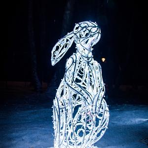 ООО ПК «Сад радости» — одна из крупнейших в России компаний, производящих декоративные световые фигуры