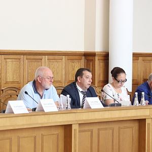 В НИУ «БелГУ» обсудили проблемы, посвящённые развитию экономического сектора