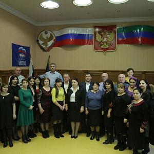 МКУ «Управление образования МР «Каякентский район» Дагестана — одно из лучших в республике по показателям последних лет