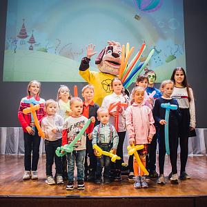 В Саратовском медуниверситете прошел благотворительный праздник для детей с ювенильным артритом