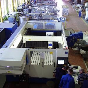 Тверской завод пищевого оборудования — один из крупнейших в России и СНГ производителей хлебопекарного оборудования