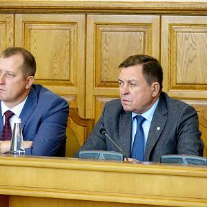 На площадке НИУ «БелГУ» прошло обсуждение проектов Белгородского НОЦ «Инновационные решения в АПК»