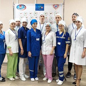 Студентка НИУ «БелГУ» стала победительницей конкурса профессионального мастерства «С заботой о здоровье»