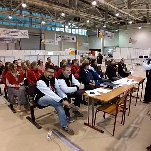Студентка НИУ «БелГУ» вошла в пятёрку лучших конкурсантов в финале чемпионата Worldskills