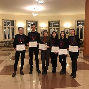 СГМУ – победитель Московской международной универсиады по анатомии