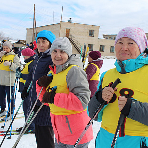 «Здоровая Ферма» поддержала лыжные соревнования для жителей Аргаяшского района