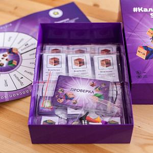 Новая настольная игра #КалейдоскопSOLVIK, автор Виктория Соловьева