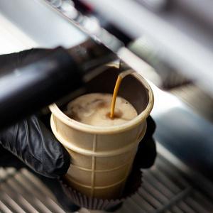 """Компания """"DRINK&EAT"""" — единственный в России производитель съедобных биоразлагаемых стаканчиков для горячих напитков"""