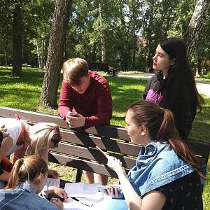 Выходя из зоны комфорта: необычные уроки выпускников ТГПУ