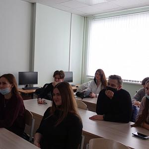 В НИУ «БелГУ» открылась Зимняя школа будущего аспиранта