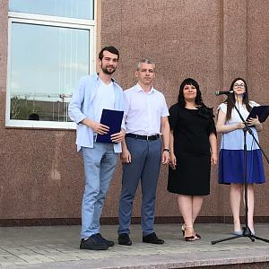 В НИУ «БелГУ» состоялся пятый выпуск аспирантов