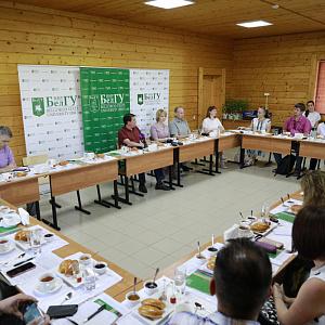 Состоялся открытый диалог ректора НИУ «БелГУ» с руководителями региональных СМИ