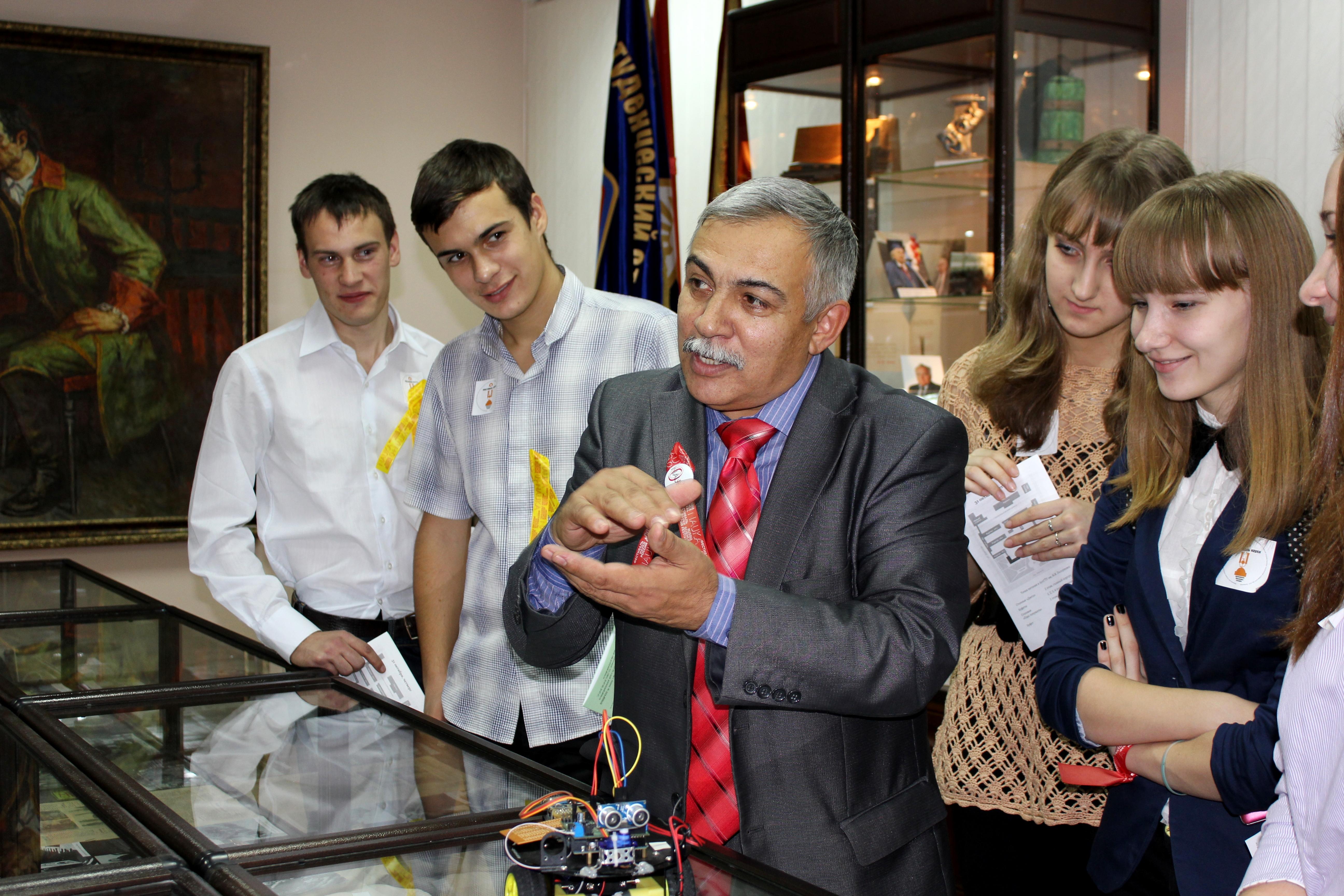 Сайт музея АлтГТУ пользуется популярностью у жителей Алтайского края