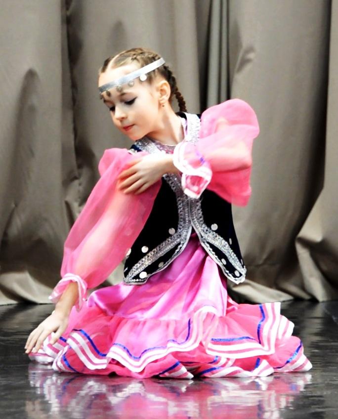 Дочь военнослужащего Росгвардии по Башкортостану стала лауреатом межрегионального патриотического фестиваля «За Россию!»