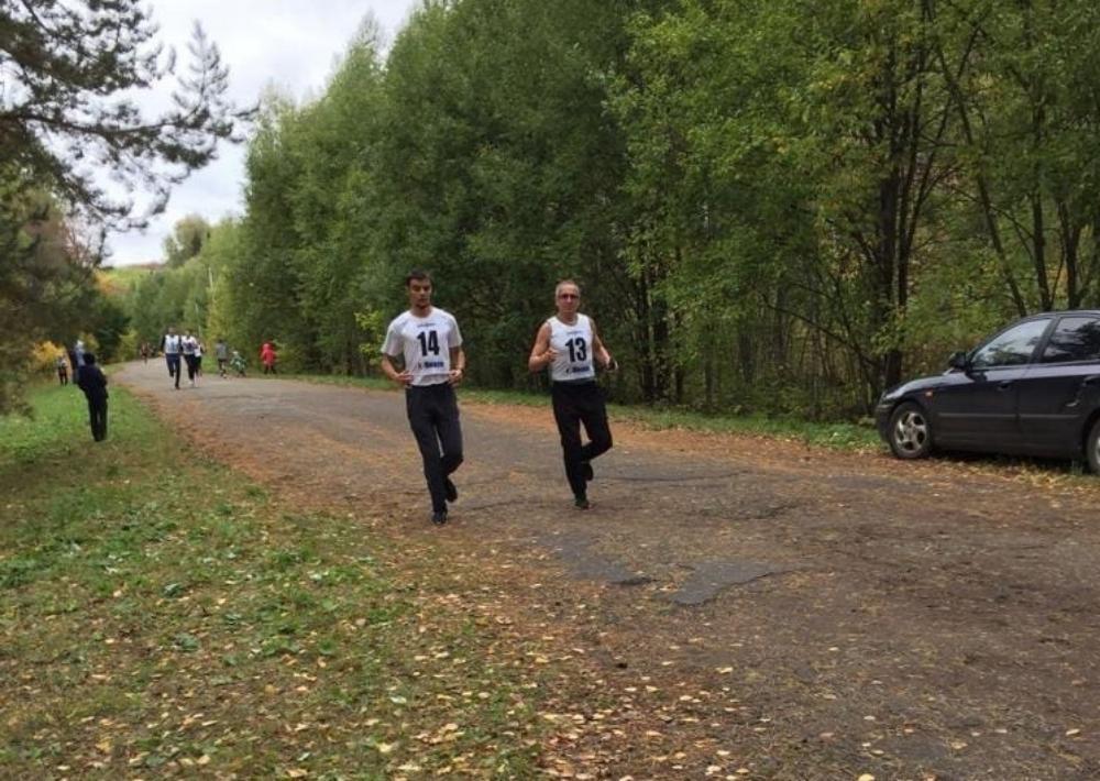 В Башкирии росгвардейцы стали призерами легкоатлетического горного кросса