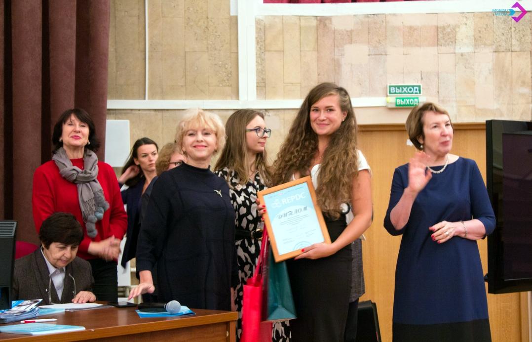 Студентка Саратовского медуниверситета стала победителем конкурса работ «Детская стоматология глазами молодых» в рамках VII Российско-Европейского конгресса по детской стоматологии