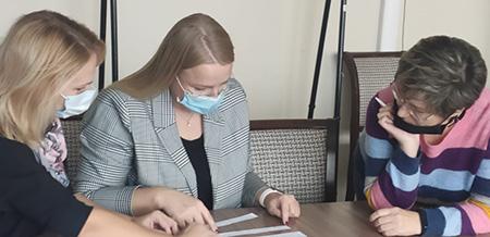 Методический семинар-практикум прошел в рамках сотрудничества ТГПУ и МАОУ Школа «Перспектива»