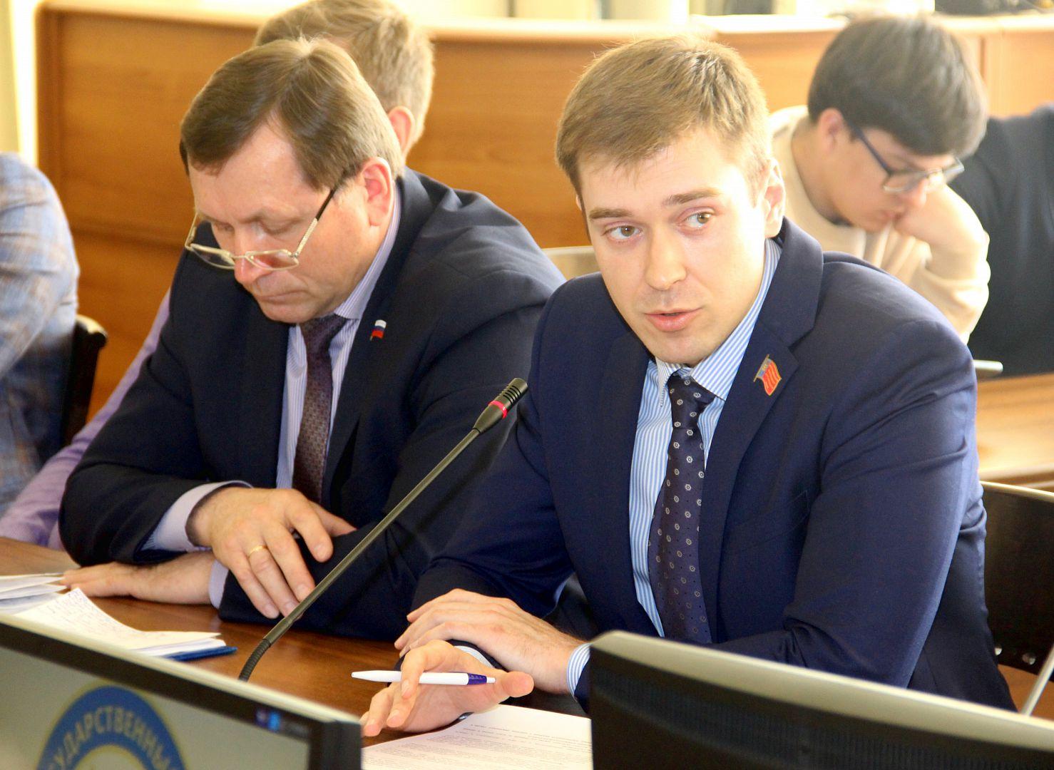 Представитель АлтГУ возглавил молодежный парламент Алтайского края