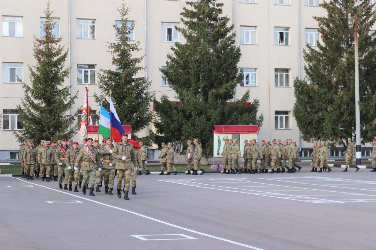 В уфимском отряде специального назначения имени генерал-майора Минигали Шаймуратова состоялось мероприятие, посвященное Дню сил специального назначения Росгвардии
