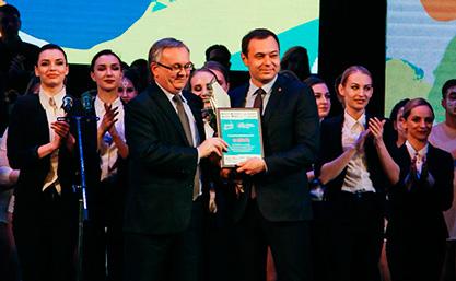 Студенты Саратовского ГМУ успешно выступили на областном фестивале «Саратовская студенческая весна-2019».
