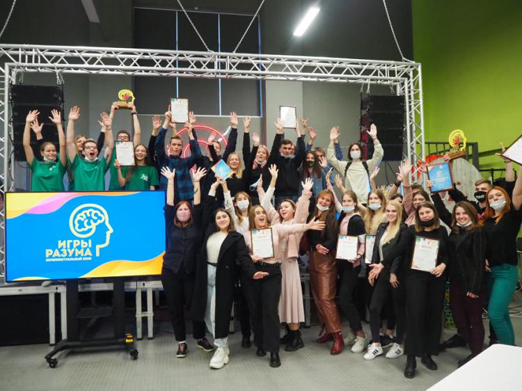 Студенты НИУ «БелГУ» – победители квиза «Игры разума»
