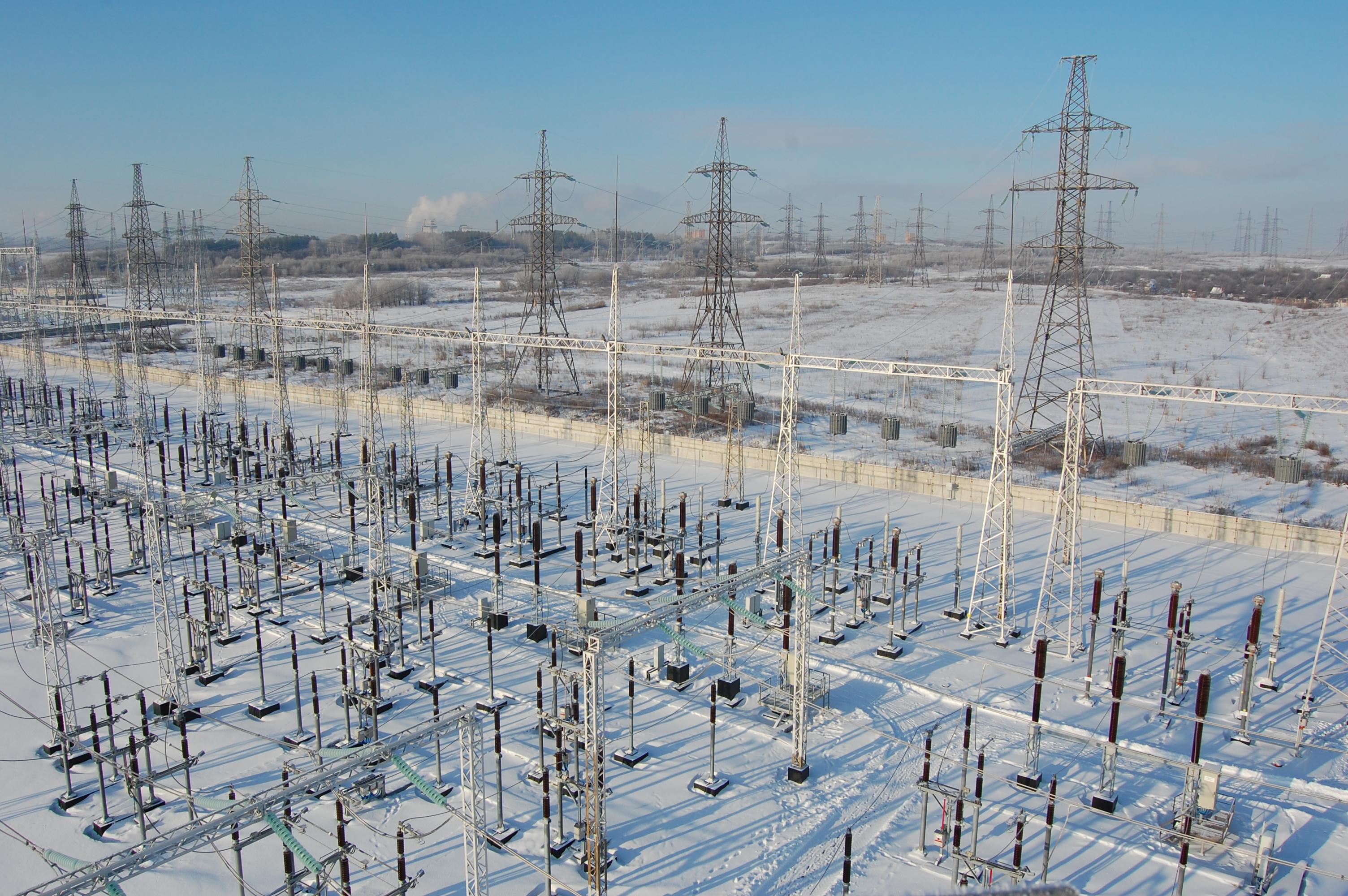 «Россети ФСК ЕЭС» обеспечила выдачу 8,7 МВт дополнительной мощности крупнейшему газоперерабатывающему заводу Самарской области