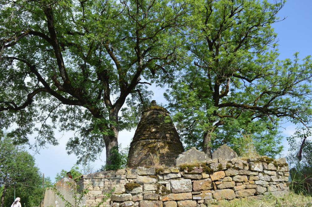 Студенты Гуманитарно-педагогического колледжа посетили историческое село Кала-Курейш