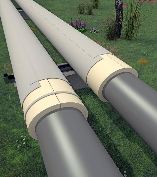 ТЕХНОНИКОЛЬ разработала новое эффективное решение изоляции трубопроводов с помощью ПВХ мембран