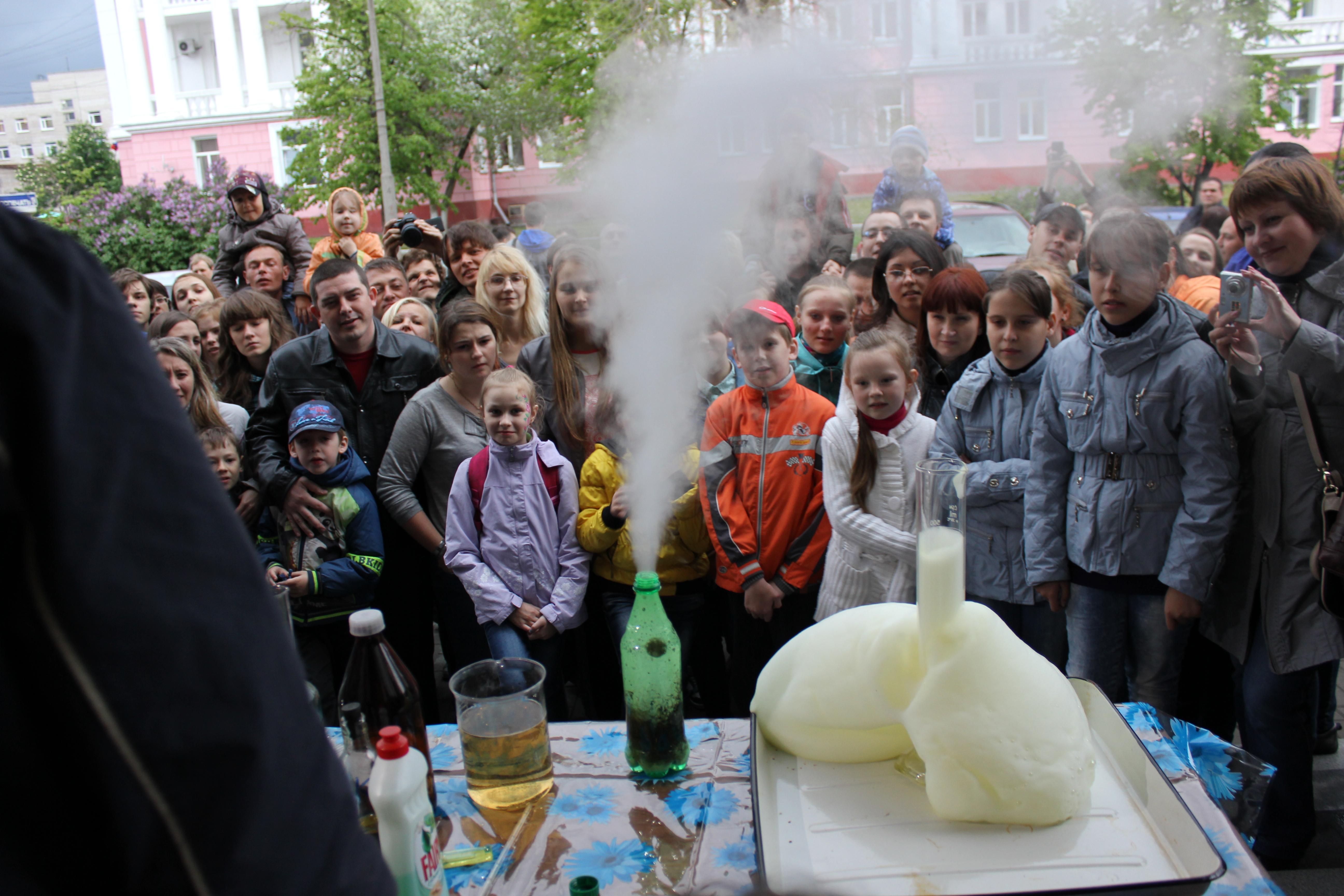 Программа акции «Ночь музеев» в АлтГТУ рассчитана на разную возрастную аудиторию