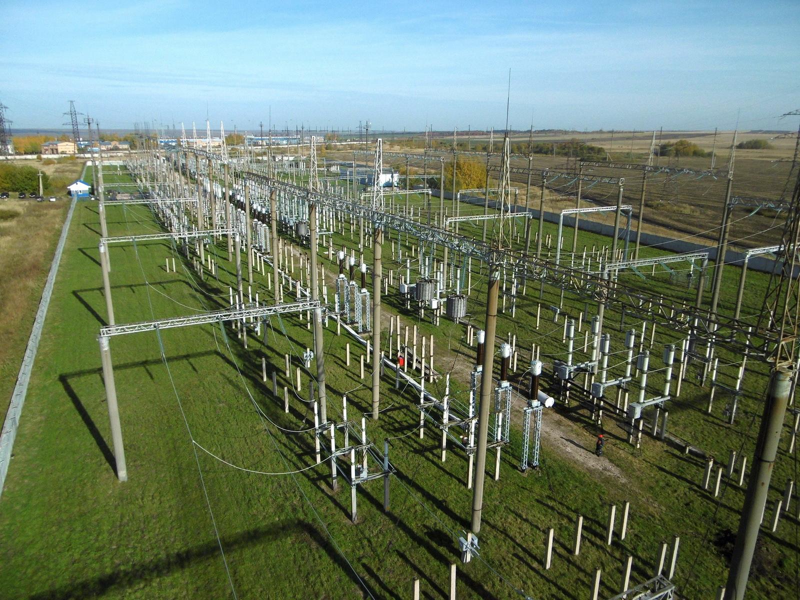 «Россети ФСК ЕЭС» модернизирует центр питания, обеспечивающий электроэнергией систему магистральных газопроводов в Нижегородской области