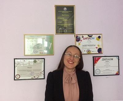 Проектный опыт всероссийского уровня