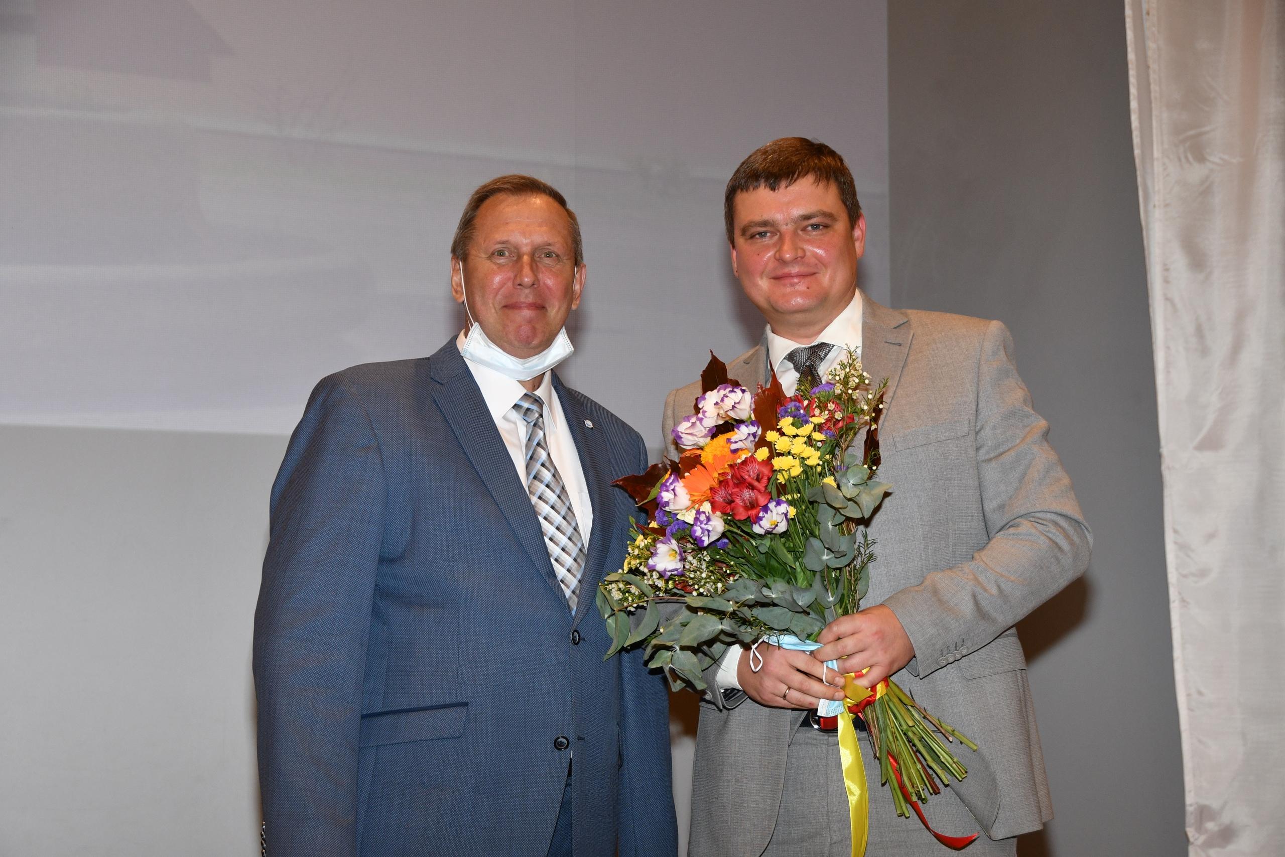 В Саратовском ГМУ им. В. И. Разумовского состоялись выборы ректора Университета