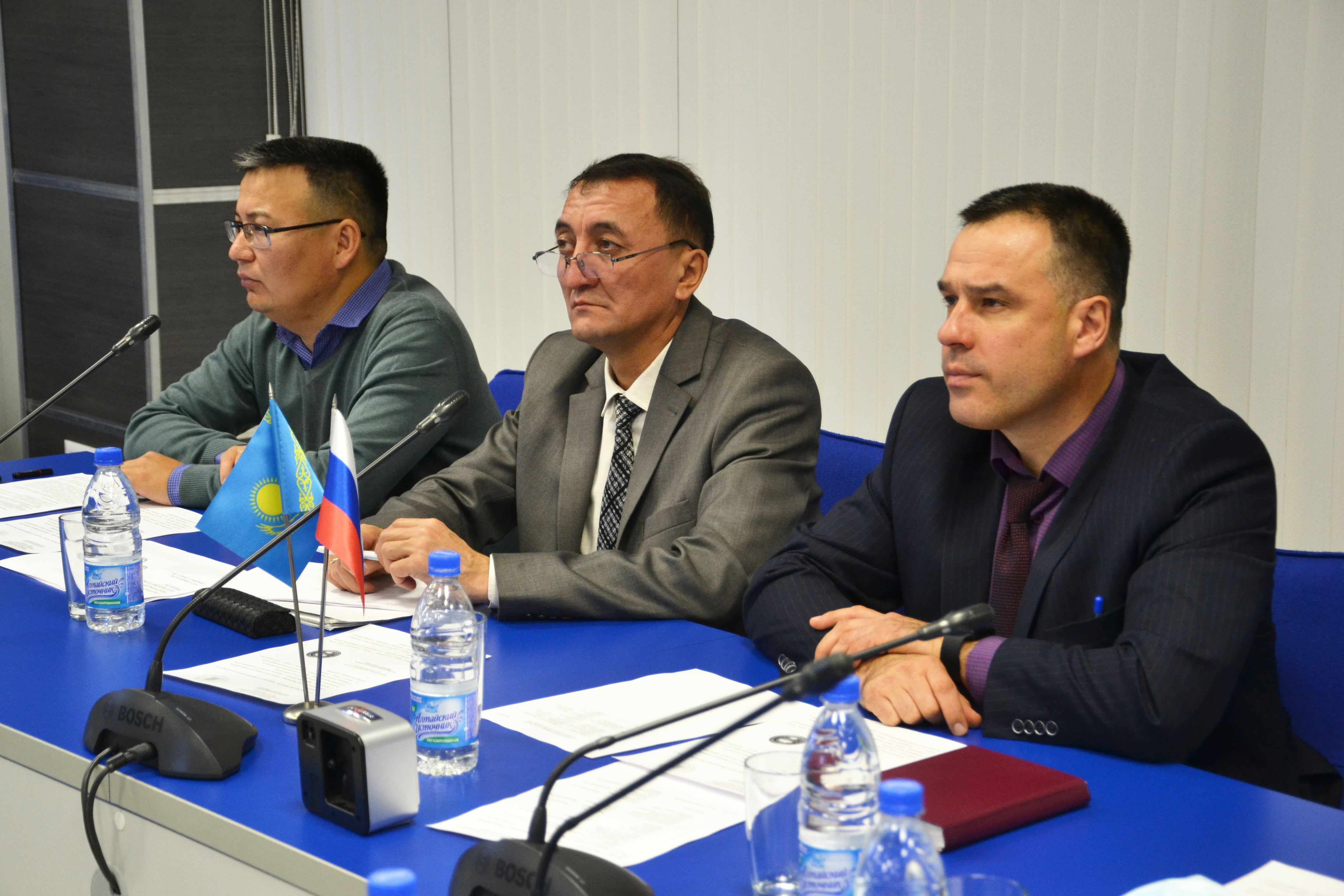 Педуниверситет начал сотрудничество с Университетом им. Шакарима г. Семей в рамках научно-образовательного проекта