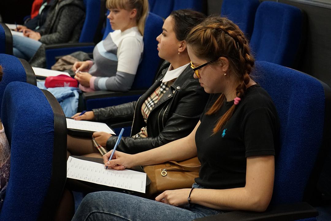 Алтайский педуниверситет  уже в третий раз стал организатором ИТ-диктанта в регионе
