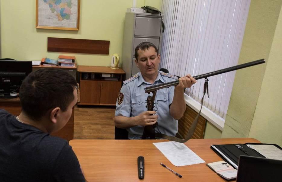 В Башкортостане стартовала профилактическая операция Росгвардии «Сдай оружие»